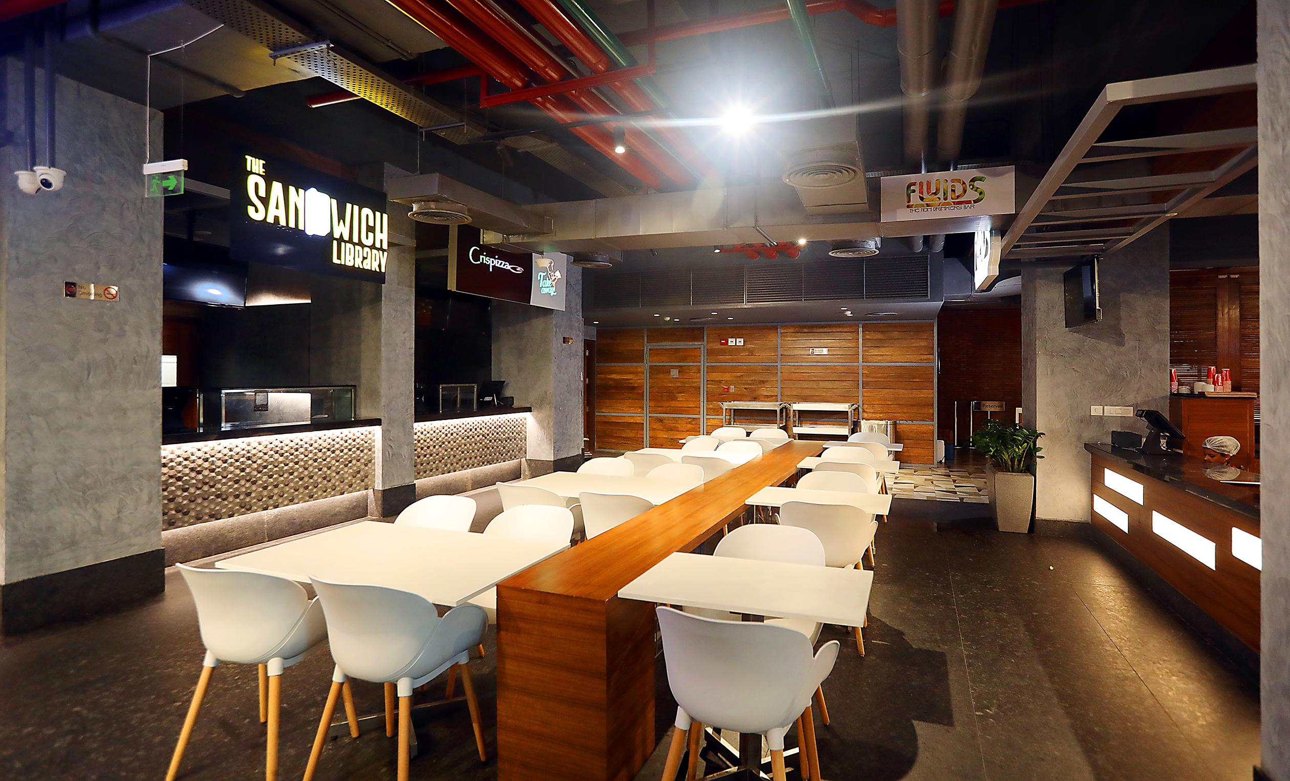 Candor Food Court