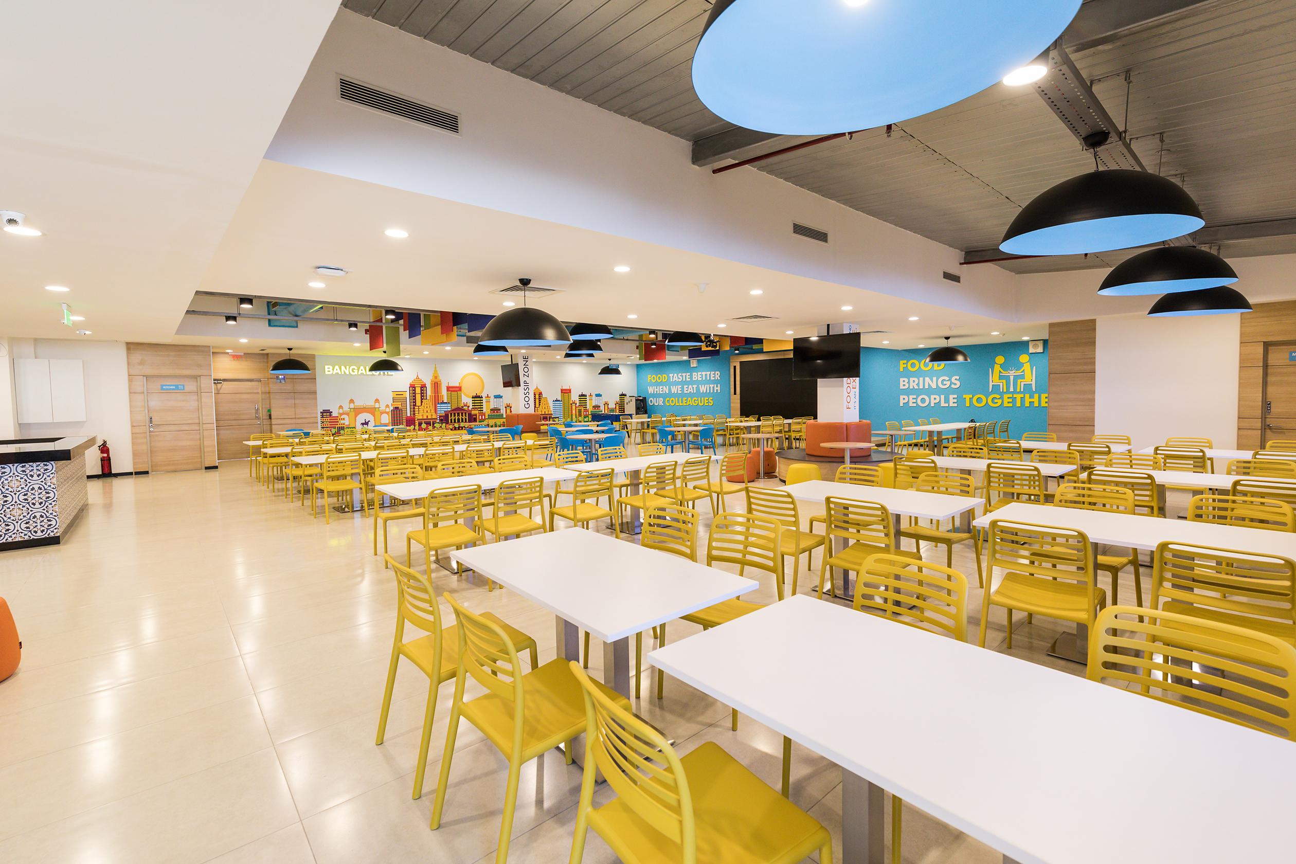Century Link Cafeteria
