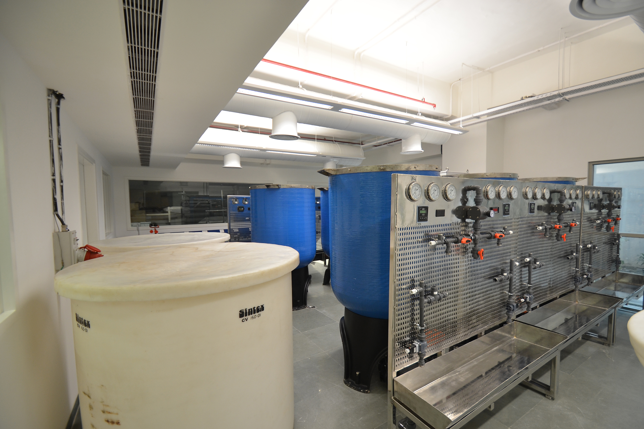 Pentair Lab