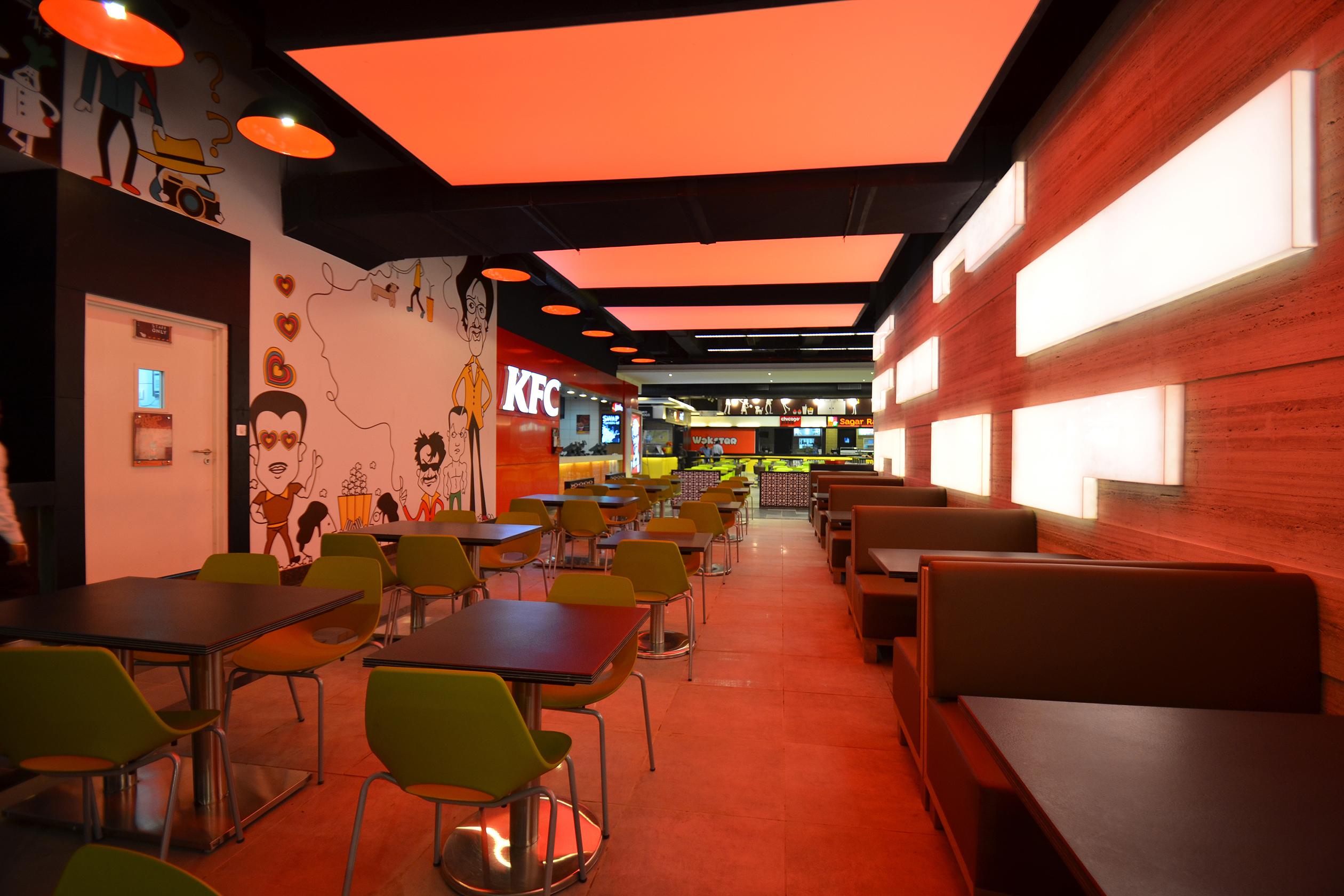 Epicuria Food Court